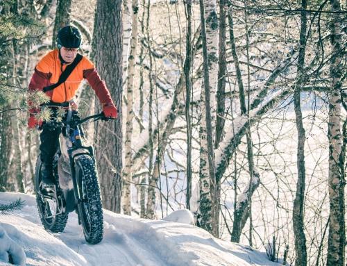 Vedenjakajan reittitilanne talvella