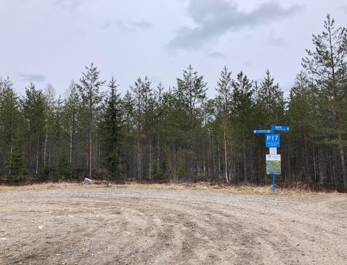 Peiposjärventien lossiparkki P17