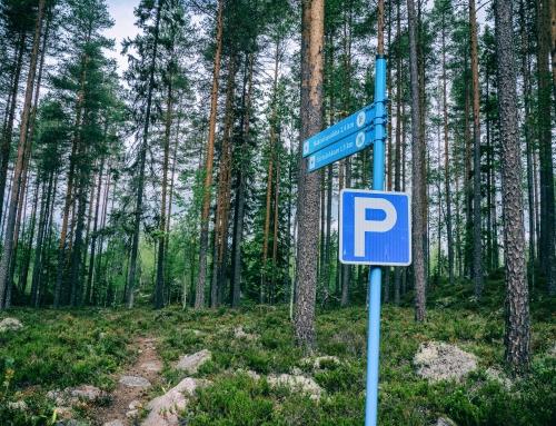 Parkkipaikka P1